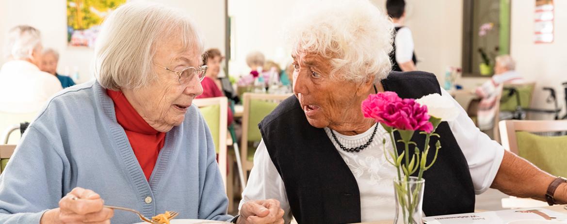 Kurzzeitpflege Betreuung Pflege AlexA Residenz Angebot Informationen Kontakt