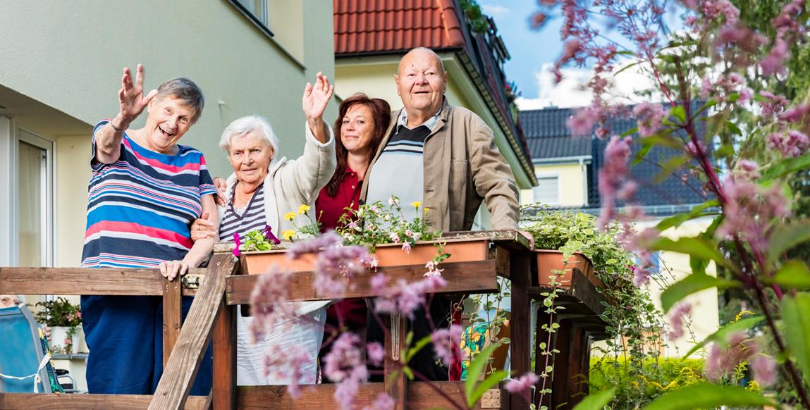Mitte Lichtenrade Berlin AlexA Betreutes Wohnen Angebote Senioren Information
