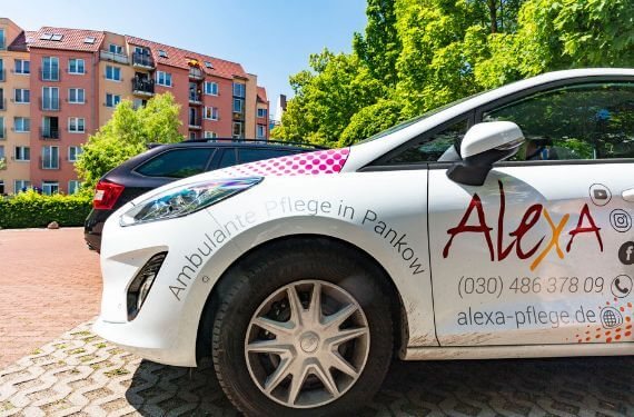 AlexA Pflege Ambulante Pflege zuhause Angebot Lichtenberg Berlin Pankow