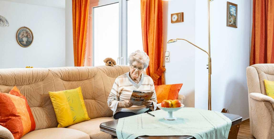 AlexA Pflege Betreutes Wohnen bei uns Angebot Gotha Eindruck