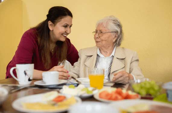 Klein Pirna Ambulant AlexA Pflege zuhause Betreuunng