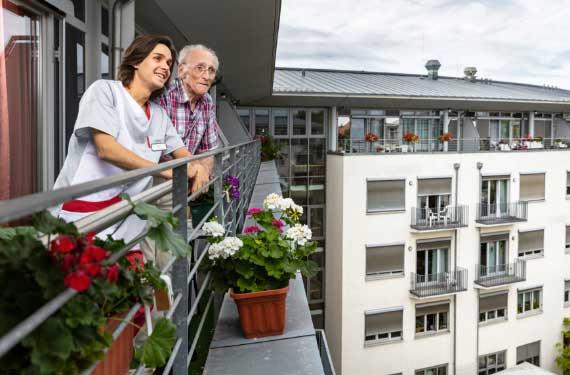 Pankow Berlin AlexA Ambulant Pflege zuhause Betreuung
