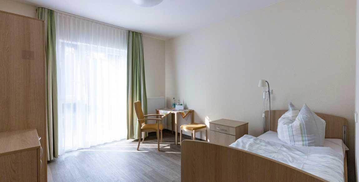Klotzsche Dresden Zimmer AlexA Seniorenresidenz Pflege Betreuung