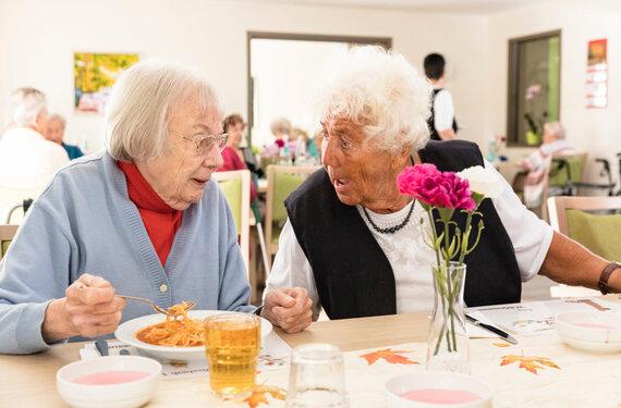 Klein Pflege Alexa Seniorentreff Residenz Tagespflege